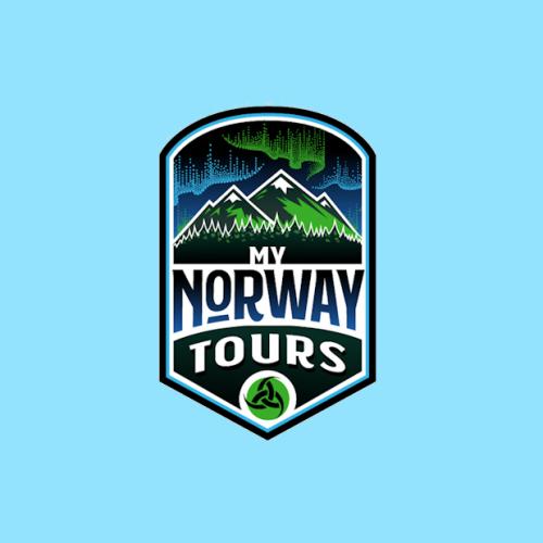 My Norway Tours logo branding