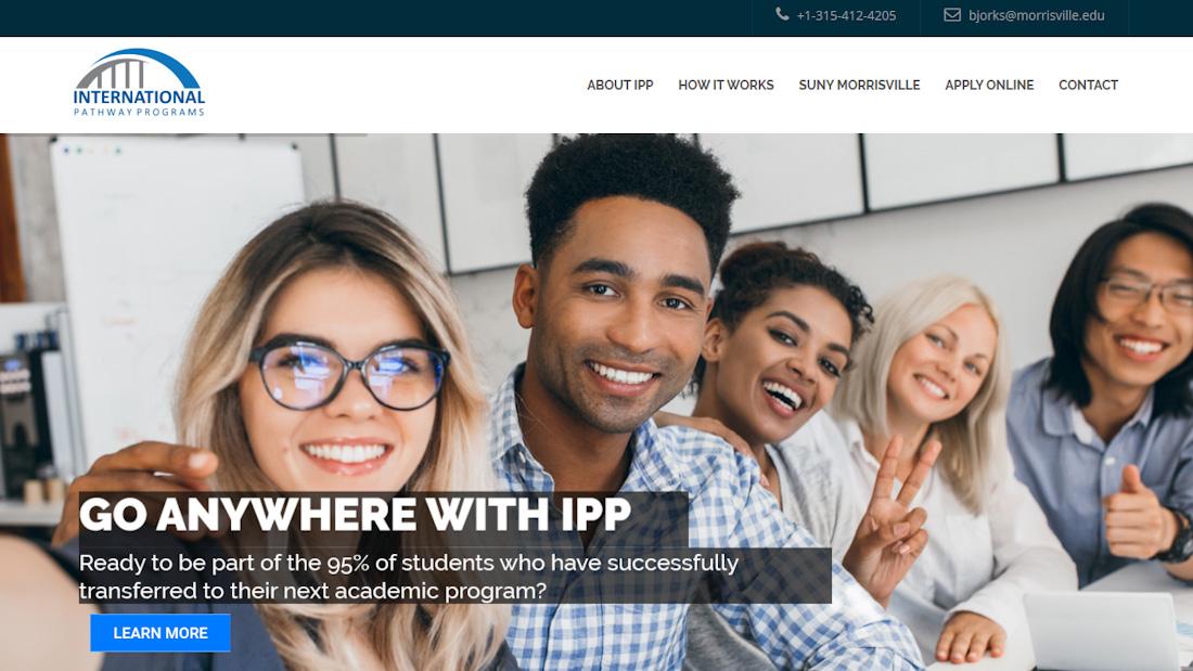IPP SUNY Morrisville Website