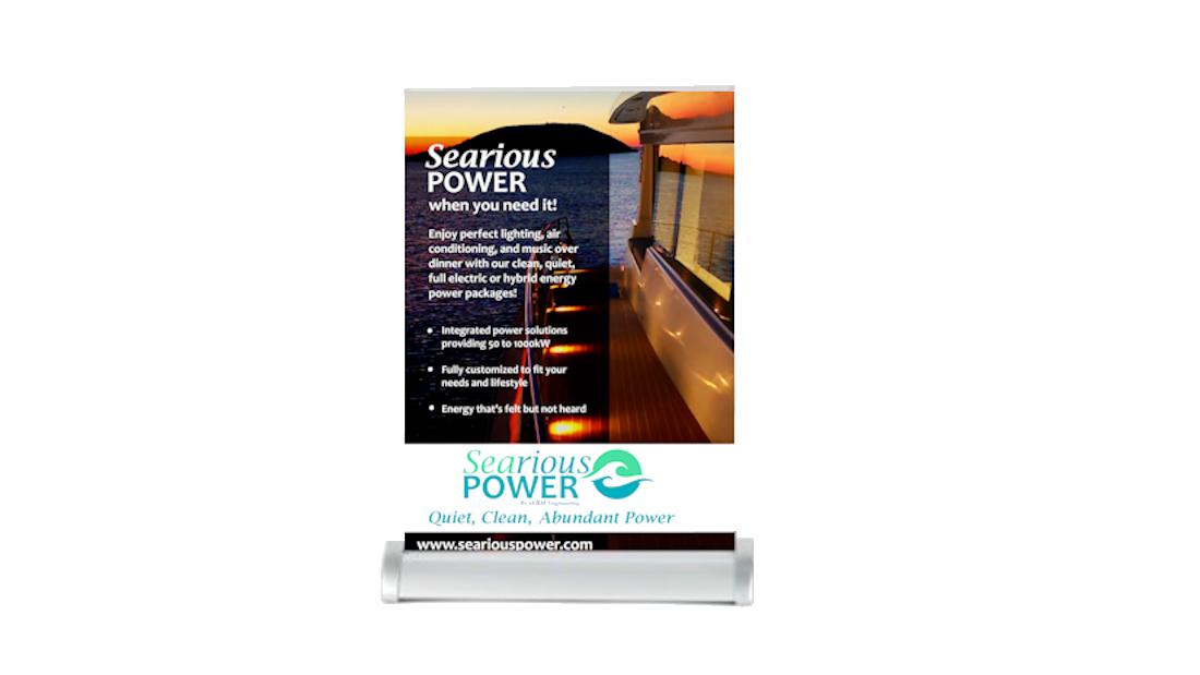 Searious Power by AE&M Engineering, Inc. brochure